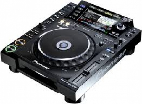 CD PLAYER PIONEER CDJ2000 NEXUS